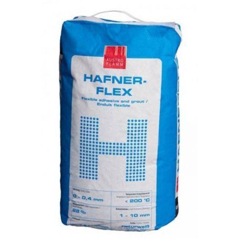 Austroflamm Hafnerflex - fehér színű flexi ragasztó és alapvakolat 20kg / zsák