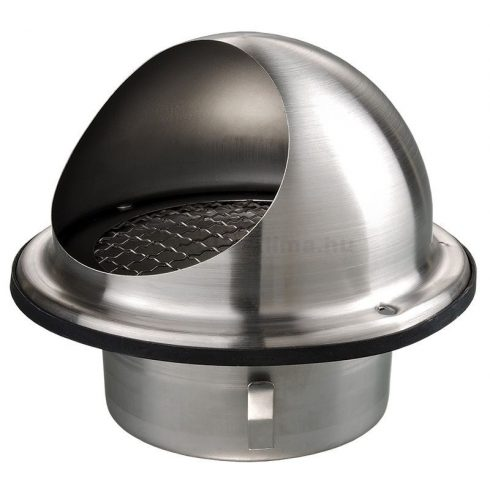 Beömlőnyílás rozsdamentes acélból DN  125 mm - falsíkba