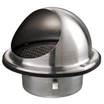 Beömlőnyílás rozsdamentes acélból DN  150 mm - falsíkba