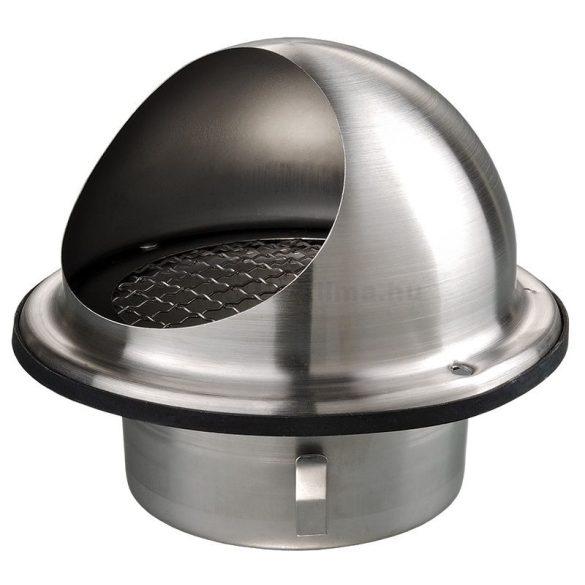 Beömlőnyílás rozsdamentes acélból DN  160 mm - falsíkba
