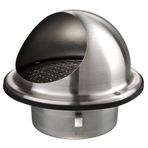 Beömlőnyílás rozsdamentes acélból DN  200 mm - falsíkba