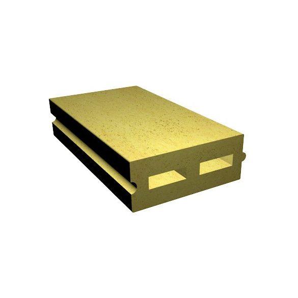 Kandern intelligens ökotűztér idom 600x250x100 mm - a legköltséghatékonyabb megoldás.