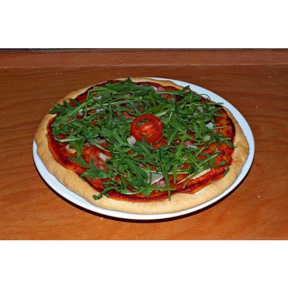 Pizzakő, pizzasütő samottlap, kenyérsütő lap 40x30x2,5 cm + pizzalapát