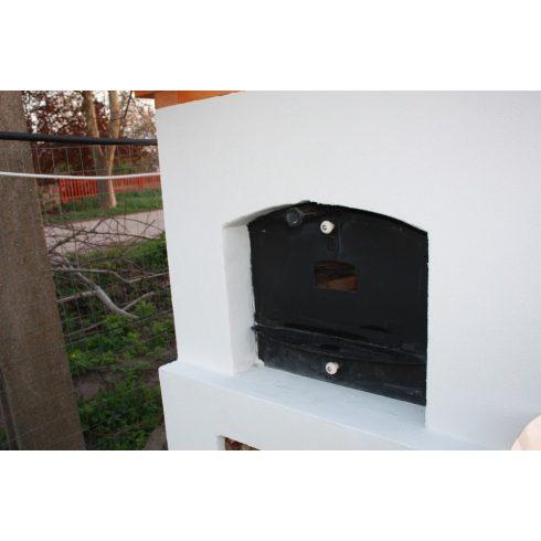 Szuperkemence ajtó 54x46 cm