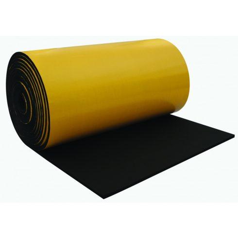 Pa-Flex öntapadós elasztometrikus kaucsukhab lemez 6 mm x 1m x 30 m tekercs