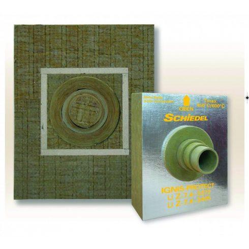 Schiedel Ignis Protect falátvezető 100 mm - más méretben is