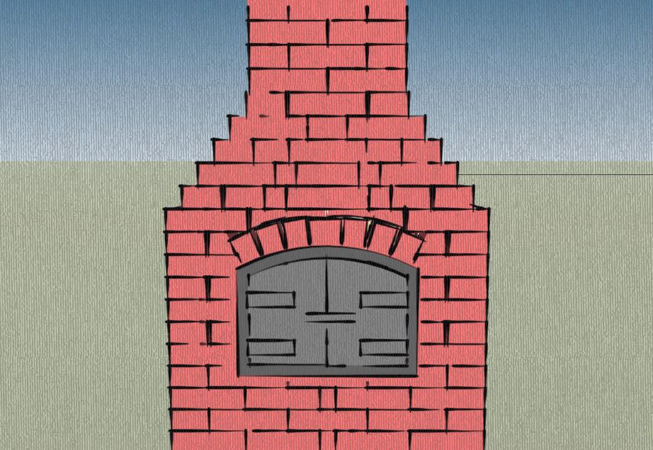 Hogyan építsd be a kemence ajtódat?